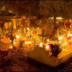 Colorful-candlelit-graves