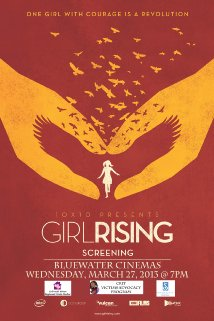 GirlRising DVD cover
