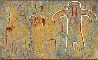 Cave painting essays