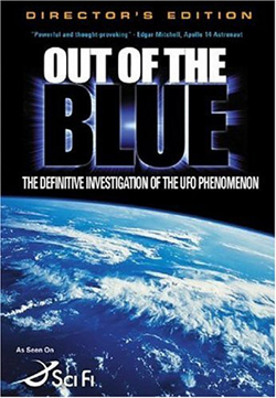 Out of the Blue DVD cover