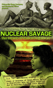 Nuclear savage poster