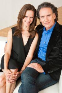 Jennifer and Peter Buffett